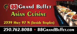 BC Billboards Kelowna - Grand Buffet