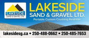 BC Billboards Kelowna - Lakeside Sand Billboard
