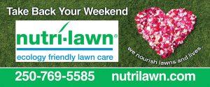 BC Billboards Kelowna - Nutrilawn Billboard