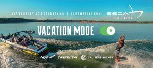 BC Billboards Kelowna - Seca Vacation Billboard