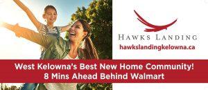 BC Billboards Kelowna - Hawks Landing